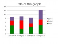 A professional slide showing a graph