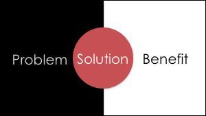Problem Solution Benefit